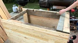 diy 2 tool shed from free skids pallets youtube
