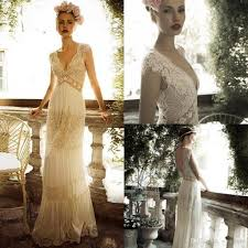 2017 spring bohemian wedding dresses a line lace cap sleeve long