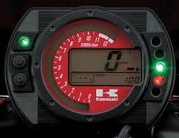 kawasaki zx 6r zx 6rr zx 10r z1000 gauge backlighting