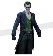 arkham origins joker cosplay costume