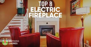 Electric Fireplace Stove 8 Best Electric Fireplace Heater Stove Reviews Comparison