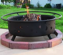Large Firepits Large Outdoor Pit Pit Design Ideas Pit