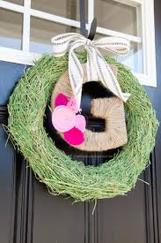 Spring Wreath Ideas Craftaholics Anonymous Easy Spring Wreaths