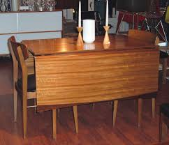 Dining Room Tables With Leaves Drop Leaf Dining Table For Different Style Homes Michalski Design