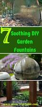 Patio Fountains Diy by Best 25 Diy Garden Fountains Ideas On Pinterest Diy Fountain