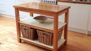 easy kitchen island plans simple diy kitchen island ideas for everyone diy projects