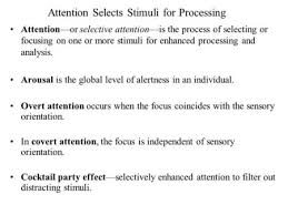 What Is Cocktail Party Effect - 12 attention and consciousness the breath of the mind is attention