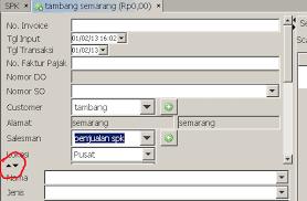 cara membuat faktur pajak untuk uang muka downpayment uang muka penjualan pt katalis indonesia santosa