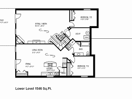ranch style house plans with walkout basement ranch style house plans with walkout basement unique 5 bedroom house