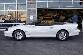 1995 camaro z28 convertible the 100 year evolution of the convertible in photos
