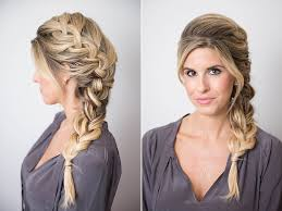 17 braided hairstyles with gifs how to do every type of braid