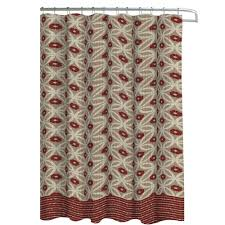 Bathroom Window Curtain by Shower Curtains Shower Accessories The Home Depot