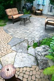 Paving Stone Designs For Patios by 303 Best Patios Walks And Walls Images On Pinterest Backyard