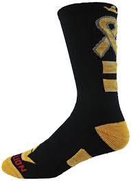 black and yellow ribbon ribbon space dye yellow ribbon crew socks by lion