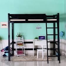 Wood Loft Bed Height Bed IKEA Multifunction Book Bunk Beds - Wooden bunk beds ikea