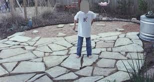 Bluestone Patio Pavers Installing Bluestone Patio Free Home Decor Oklahomavstcu Us