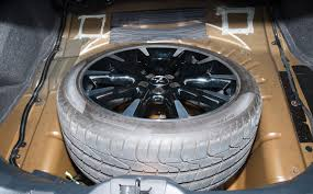 2010 mustang gt tire size will the 2005 2010 spare tire fit in 2011 2012 mustang ford
