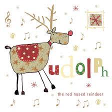 save the children australia christmas cards musical rudolph 10pk