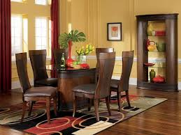black paint color base furniture ideas four pieces covered leather