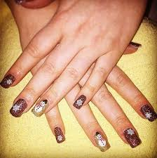50 christmas nail art ideas for festive fingertips popsugar
