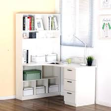 Corner Shelf Desk Desk With Shelves Above 29 Creative Home Office Wall Storage Ideas