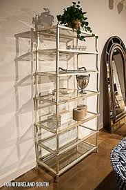 Silver Bookcase Eloquence Rousseau Silver Bookcase Layla Grayce Home Sweet Home