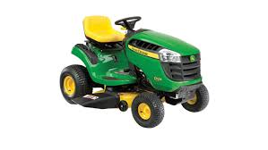 riding lawn mower d130 john deere ca