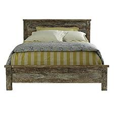 Reclaimed Wood Bed Frame Reclaimed Wood Bed Frame Cal King Kitchen Dining
