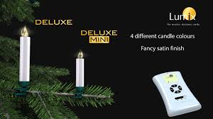 krinner 3d product lumix wireless candles