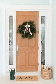492 best christmas winter images on pinterest christmas decor how to decorate for the holidays using absolutely no red front door