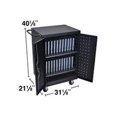 laptop charging station luxor lltp24 b 24 laptop chromebook charging cart