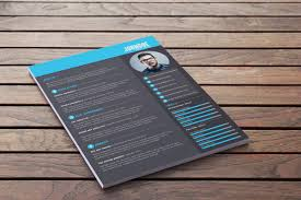 Free Design Resume Template Download Free Download Free Resume Template Webdesigner Depot