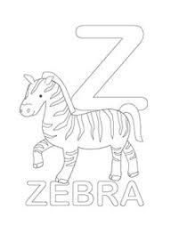 happy zebra animal coloring zebra coloring