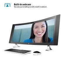 hp 24 a010 amazon com hp envy 34 a010 34 inch all in one desktop intel core