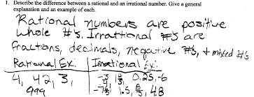 product of non zero rational and irrational numbers students are