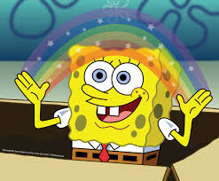 Meme Pictures Blank - awesome spongebob rainbow meme blank daily funny memes