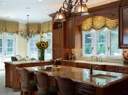 large kitchen islands hgtv double duty
