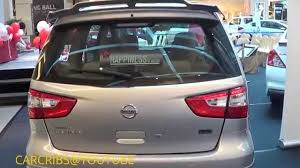nissan impul nissan grand livina bodykit impul aerokit 2014 short take youtube