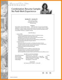 Skills For Acting Resume How To Write A Experience Resume Resume For Your Job Application