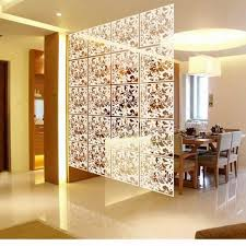 Hanging Room Divider Folding Screen Room Divider Plastic Partitions Shield For Rooms