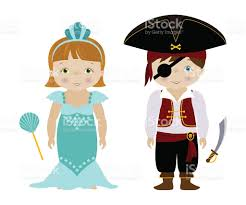 cartoon halloween images cute kids in halloween costumes cartoon vector stock vector art