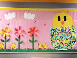 Easter Classroom Door Decorations Pinterest by 10 Best Spring Bulletin Board Ideas Images On Pinterest Spring