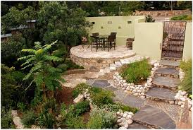 Concrete Ideas For Backyard Backyards Wondrous Image Of Backyard Patio Ideas For Small