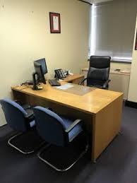 Office Desks Newcastle Brand New Contour Executive Desk Desks Gumtree Australia