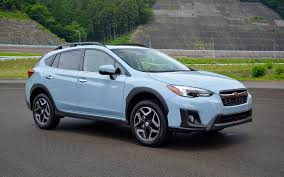 subaru mini pickup 2018 subaru crosstrek the impreza recipe applied to the suv the