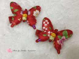 butterfly hair butterfly hair clip qb accessories