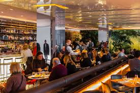 Dining Room At The Modern One Of Danny Meyer U0027s Restaurants Was More Profitable Than Ever