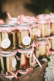 unique wedding favors for guests 10 food wine wedding favors mywedding