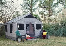 barebones outfitter safari tent