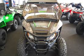 2017 arctic cat wildcat trail xt eps camo for sale in spicer mn